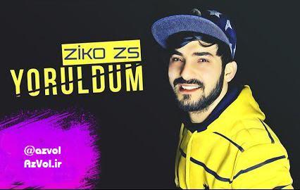 دانلود آهنگ رپ آذربایجانی جدید Ziko Zs به نام Yoruldum